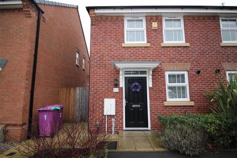 2 bedroom semi-detached house to rent - Mainsail Close, Liverpool