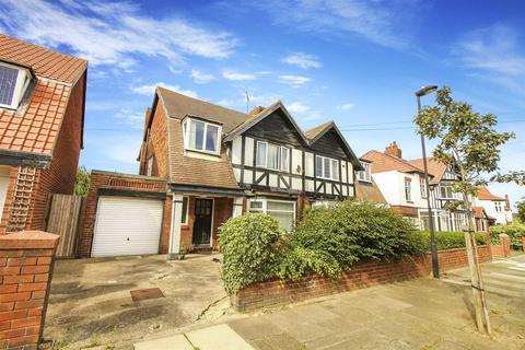 3 bedroom semi-detached house for sale - Brierdene Crescent, Whitley Bay
