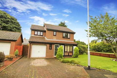 4 bedroom detached house for sale - Blanchland Drive, Holywell, Whitley Bay