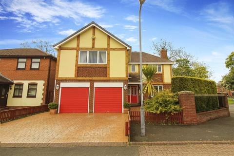 5 bedroom detached house for sale - Wansbeck Mews, Ashington