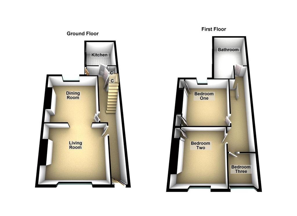 Floorplan: 45 Howard Street, North Shields.JPG