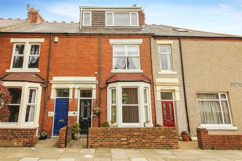 3 bedroom terraced house for sale - Park Crescent East, North Shields