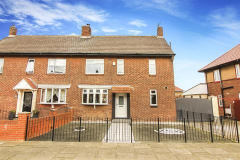 3 bedroom semi-detached house for sale - Elmtree Gardens, Whitley Bay