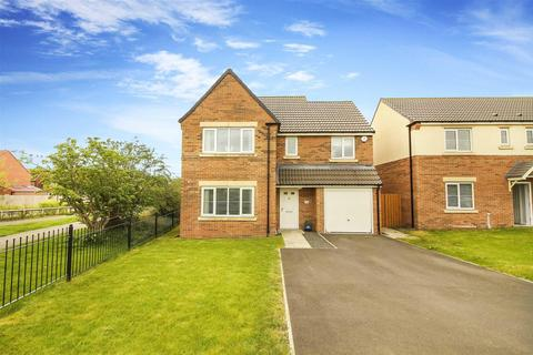 4 bedroom detached house for sale - Dunnock Place, Five Mile Park, Wideopen