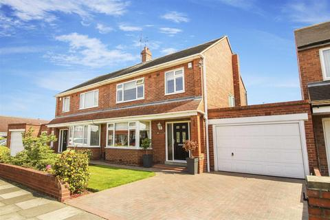 3 bedroom semi-detached house for sale - West Dene Drive, North Shields