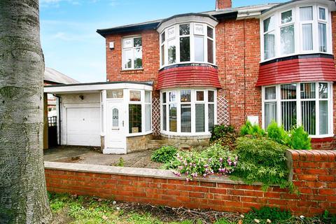 3 bedroom semi-detached house for sale - Walwick Road, South Wellfield