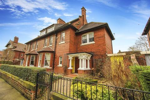 5 bedroom semi-detached house for sale - Park Villas, The Green, Wallsend
