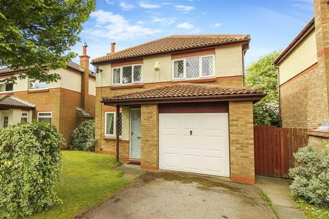 3 bedroom detached house for sale - Moor Park Court, North Shields