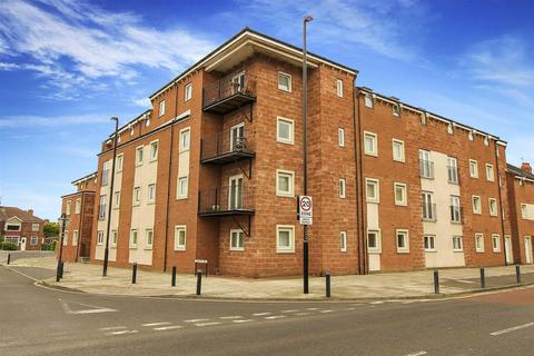 2 bedroom flat for sale - Wilson Court, Bromley Avenue, Whitley Bay