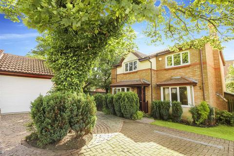 5 bedroom detached house for sale - Moor Park Court, North Shields