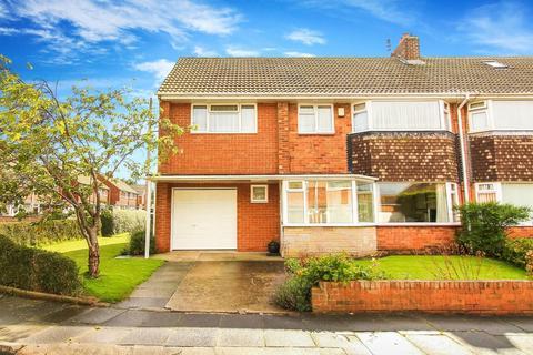 5 bedroom semi-detached house for sale - Hatfield Gardens, West Monkseaton