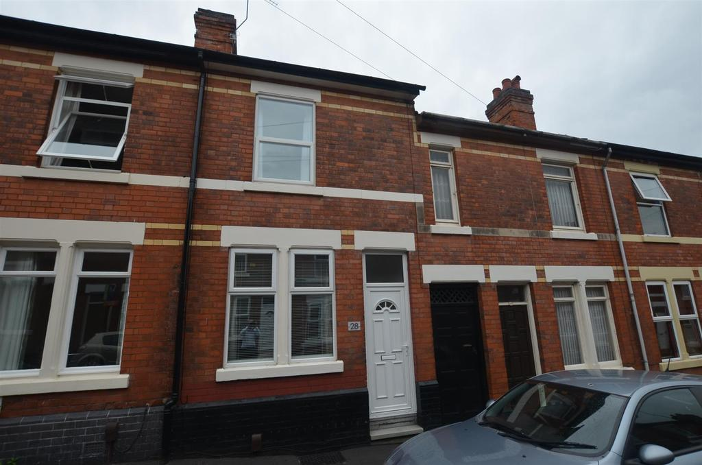 Sherwin Street Derby 2 Bed Terraced House For Sale 163 169 950