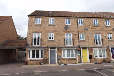 4 bedroom townhouse for sale - Kingfisher Drive, Leighton Buzzard