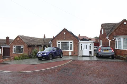2 bedroom semi-detached bungalow for sale - Birchfield Gardens, Harlow Green