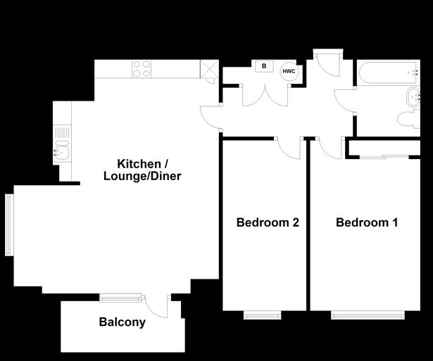 Floorplan: Fifth Floor