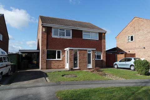 2 bedroom semi-detached house to rent - Latimer Drive, Bramcote, NG9 3HT