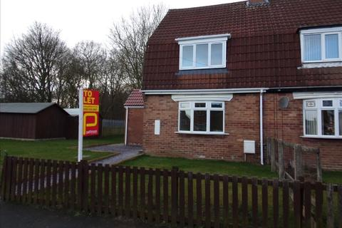 2 bedroom semi-detached house to rent - Kings Road, Wingate, Durham, TS28 5JP