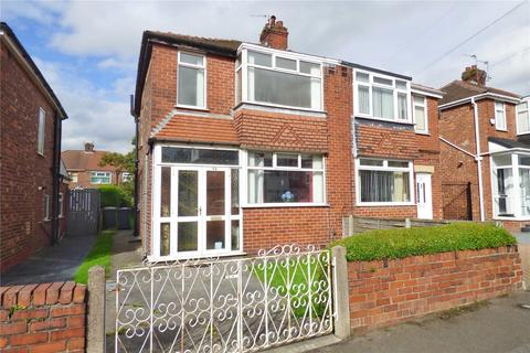 3 bedroom semi-detached house for sale - Kirby Avenue, Chadderton, Oldham, OL9