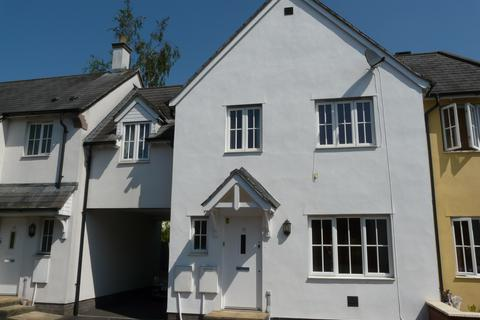 3 bedroom semi-detached house to rent - Lupin Way, Willand, Cullompton EX15