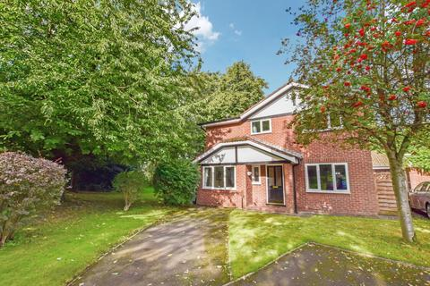 4 bedroom detached house for sale - Spey Close, Altrincham, Cheshire, WA14