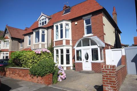 5 bedroom semi-detached house for sale - Ashfield Grove, Whitley Bay, NE26 1RT