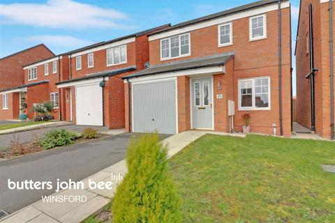3 bedroom detached house for sale - Brimstone Road, Winsford