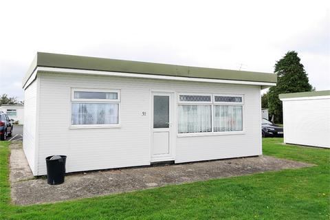 2 bedroom chalet for sale - Fort Road, Lavernock, Penarth