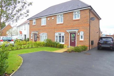 3 bedroom semi-detached house for sale - Western Avenue, Huyton, Liverpool