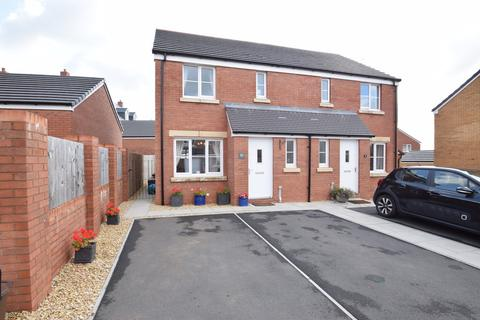 3 bedroom semi-detached house for sale - 30 Bryn Eirlys, Parc Derwen, Coity, Bridgned County Borough, CF35 6NU