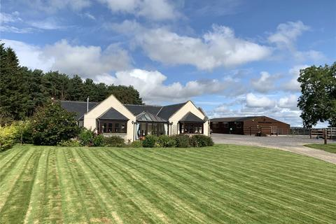 4 bedroom equestrian property for sale - Barrowsgate Cottage, Drumoak, Banchory, Aberdeenshire, AB31