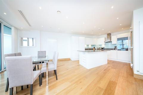 3 bedroom apartment for sale - Arena Tower, 25 Crossharbour Plaza, London, E14
