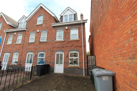 4 bedroom end of terrace house for sale - Chambers Street, Crewe, Cheshire, CW2