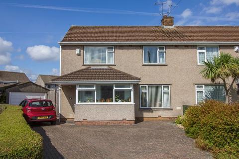 3 bedroom semi-detached house for sale - Sullivan Close, Penarth