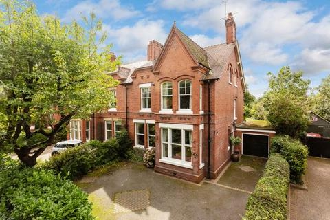 6 bedroom semi-detached house for sale -