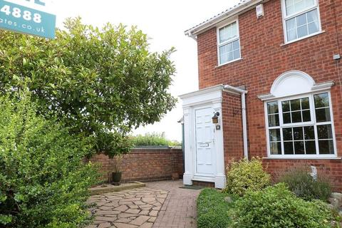 2 bedroom terraced house for sale - Salcombe Close, Wigston