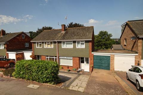 3 bedroom semi-detached house for sale - Quarry Park Road, Exeter