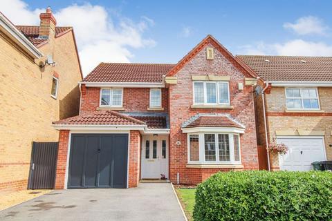 4 bedroom detached house for sale - Cowslip Crescent, Thatcham