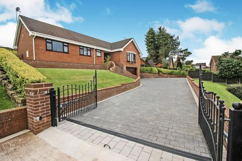 4 bedroom detached bungalow for sale - Boundary Close, Birchall, Leek, Staffordshire, ST13