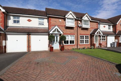 3 bedroom terraced house for sale - Oakworth Close, Congleton
