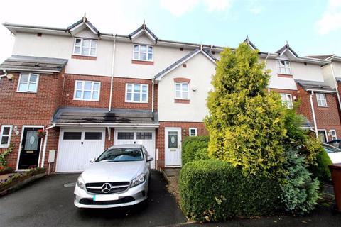 3 bedroom townhouse for sale - Butterstile Avenue, Prestwich, Prestwich Manchester