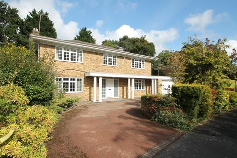 5 bedroom detached house for sale - Robin Hill Drive, Camberley, GU15