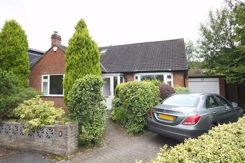 3 bedroom detached bungalow for sale - Rushey Close, Hale Barns, Cheshire