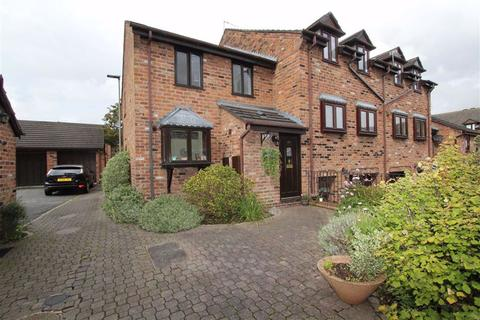 2 bedroom mews for sale - Cyril Bell Close, Lymm, Cheshire