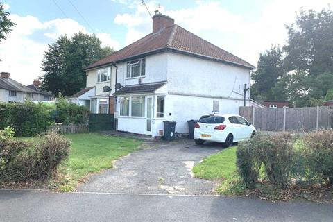 2 bedroom semi-detached house to rent - Bromwall Road, Billesley