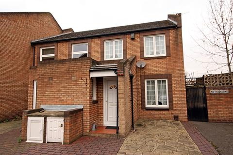 4 bedroom end of terrace house to rent - Rectory Square, E1