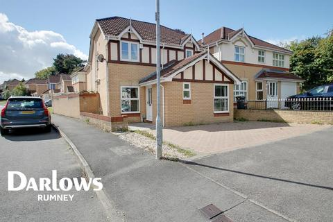 4 bedroom detached house for sale - Hastings Crescent, Old St Mellons, Cardiff