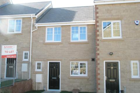 2 bedroom terraced house to rent - Donnington  Place, Moorside, Consett DH8