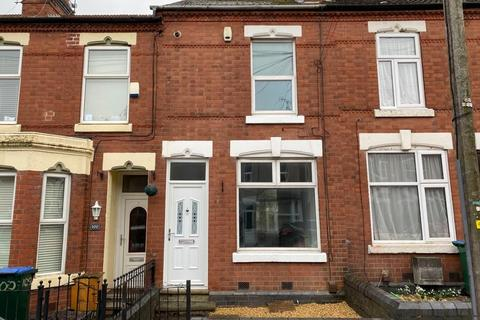 3 bedroom terraced house to rent - Broomfield Road Earlsdon Coventry