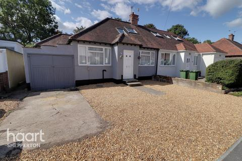 3 bedroom bungalow for sale - Willow Way, Sunbury-On-Thames