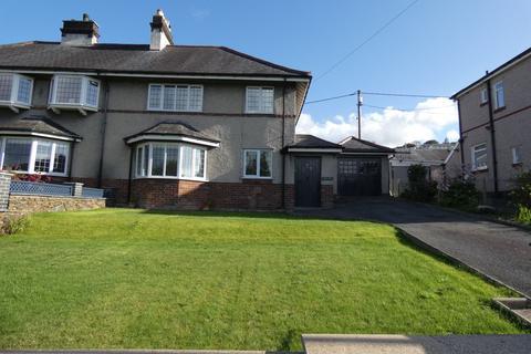 3 bedroom semi-detached house for sale - Bron Y Graig, Hospital Drive, Dolgellau LL40 1PL